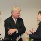 Im Gespräch mit Dortmunds Oberbürgermeister Ullrich Sierau