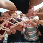 Brücken bauen.....